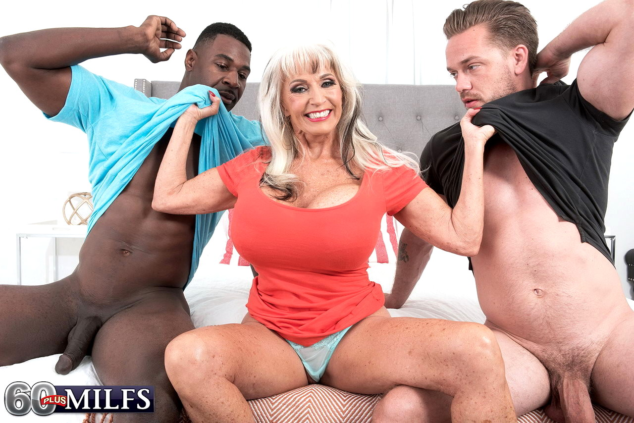 Sally D Angelo Threesome