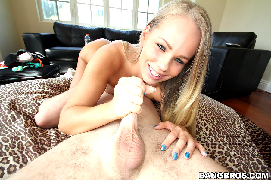 Britney Young Hot Blonde Gives Great Pov Blowjob Pichunter 21sextury 1
