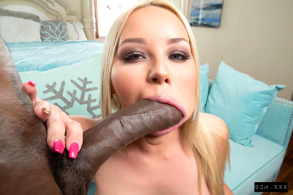 Rachele richey prepares for bbc anal with mandingo