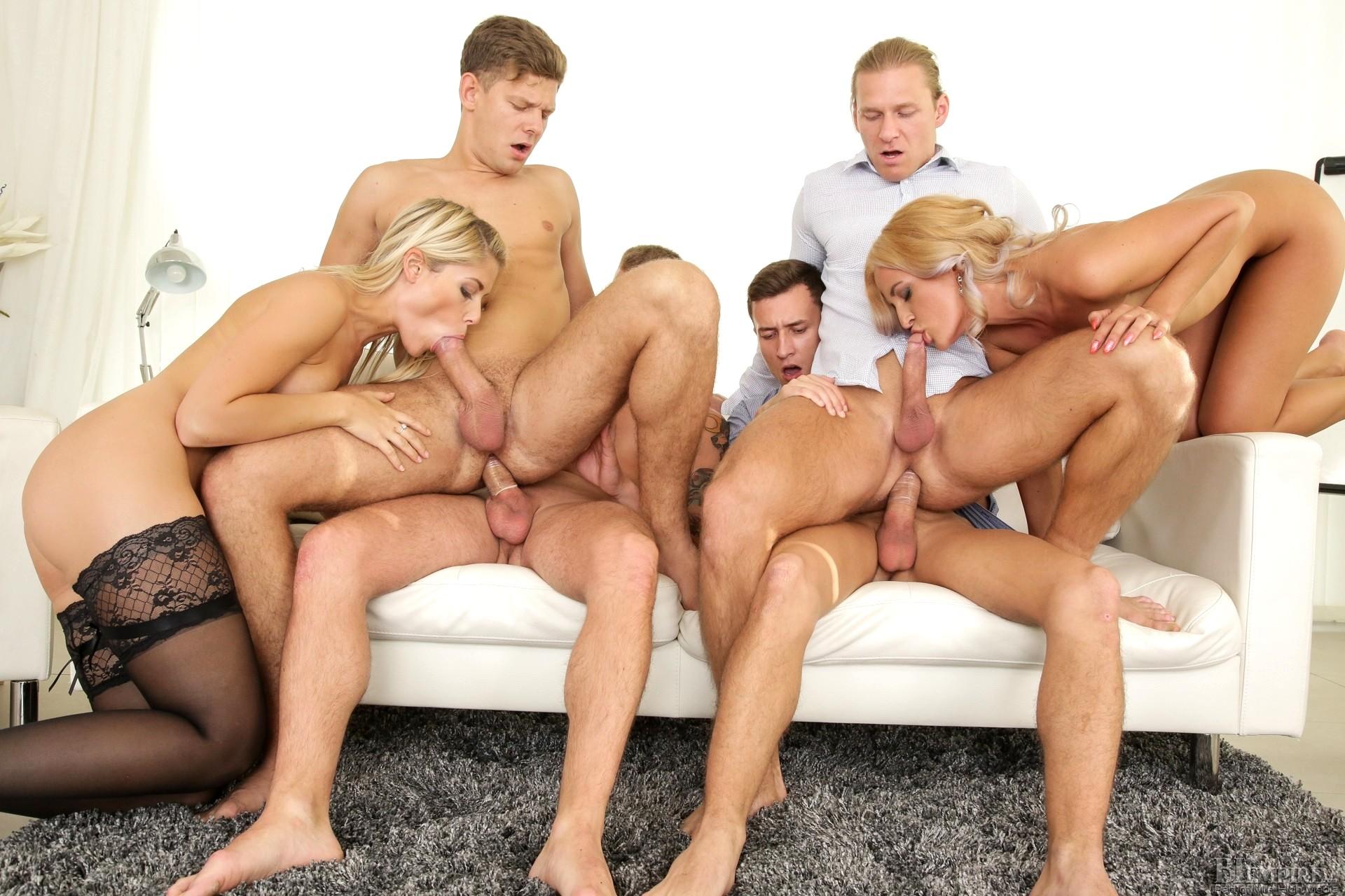 Gay black orgy pic