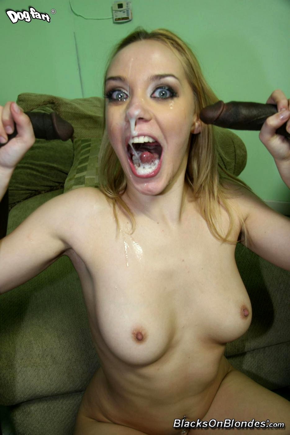Young Wife Love Big Black Cock