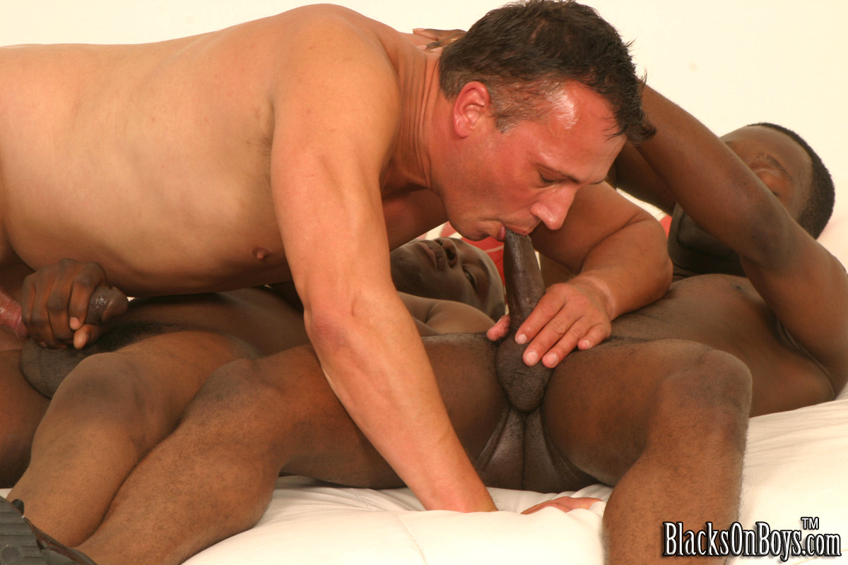 Wild Sex By Couple Black Gay