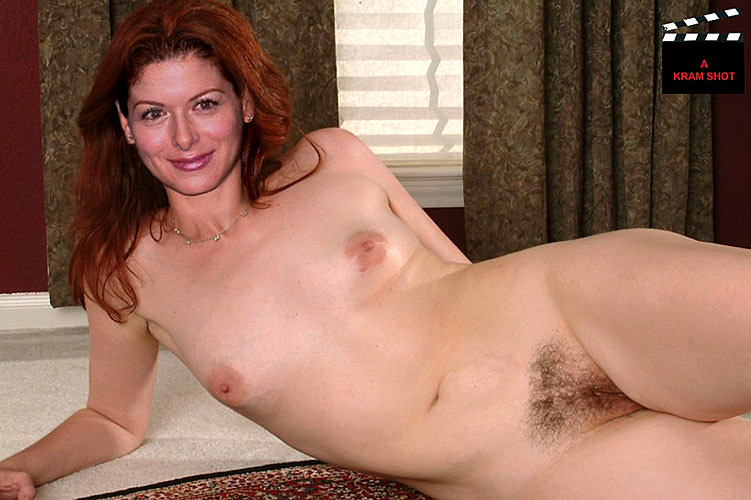 Debra Messing Nude Ass Pussy