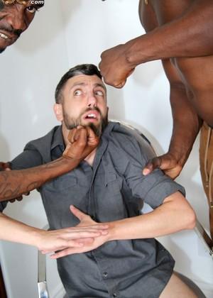 Interracial Threesome