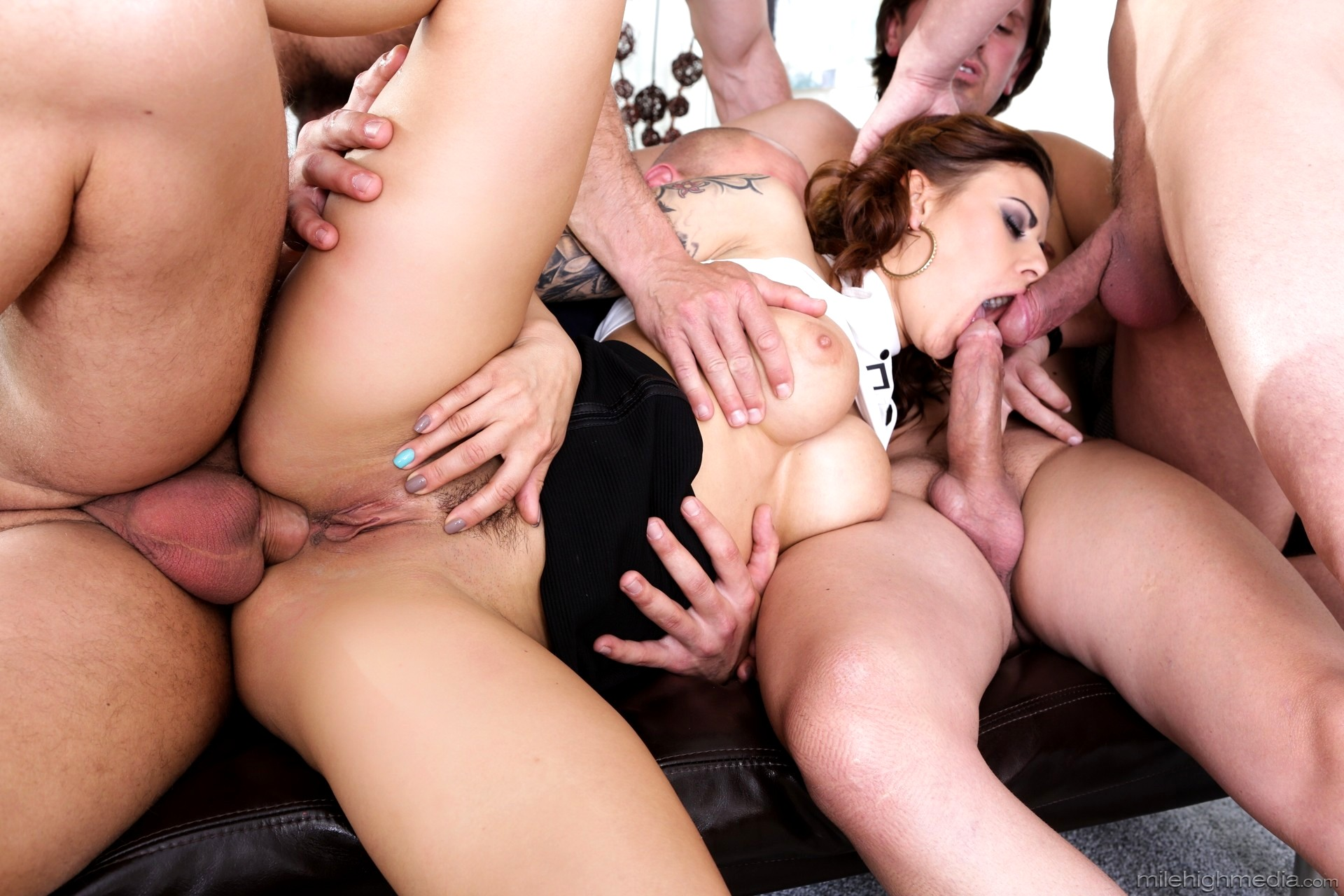 Xxx wife inseminated by gang bang free xxx galeries