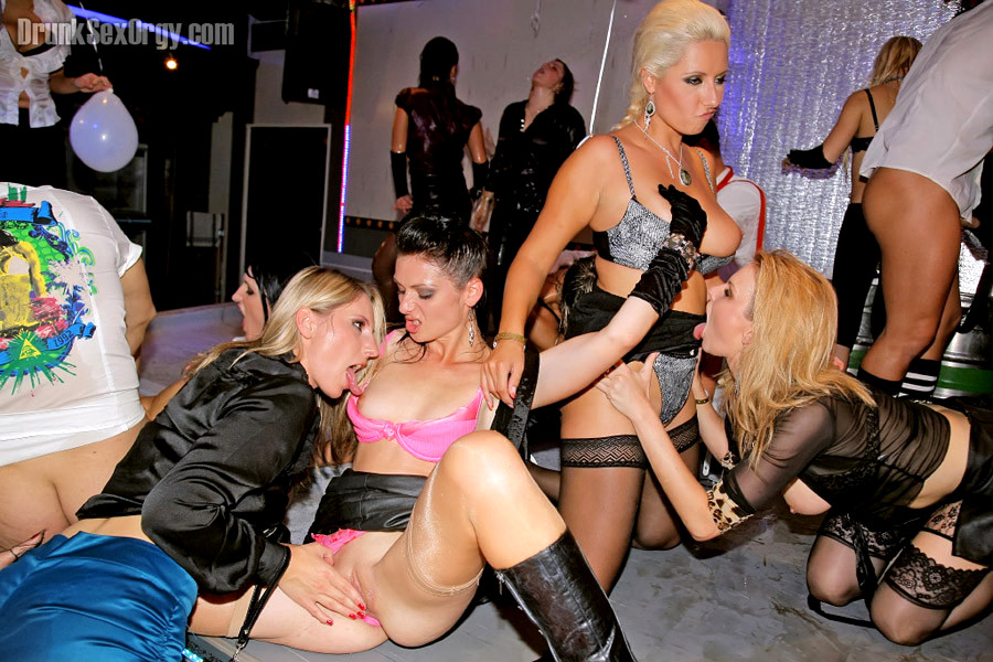 Drunk sex orgy wedding