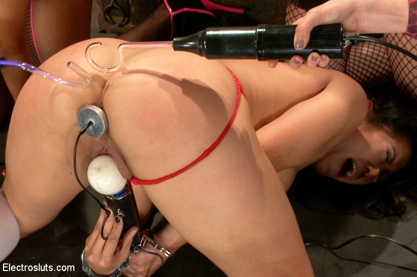 Pumping cock on electro