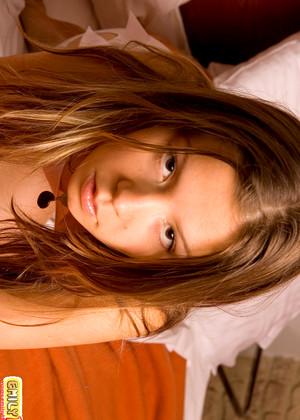 Young Teen Girl
