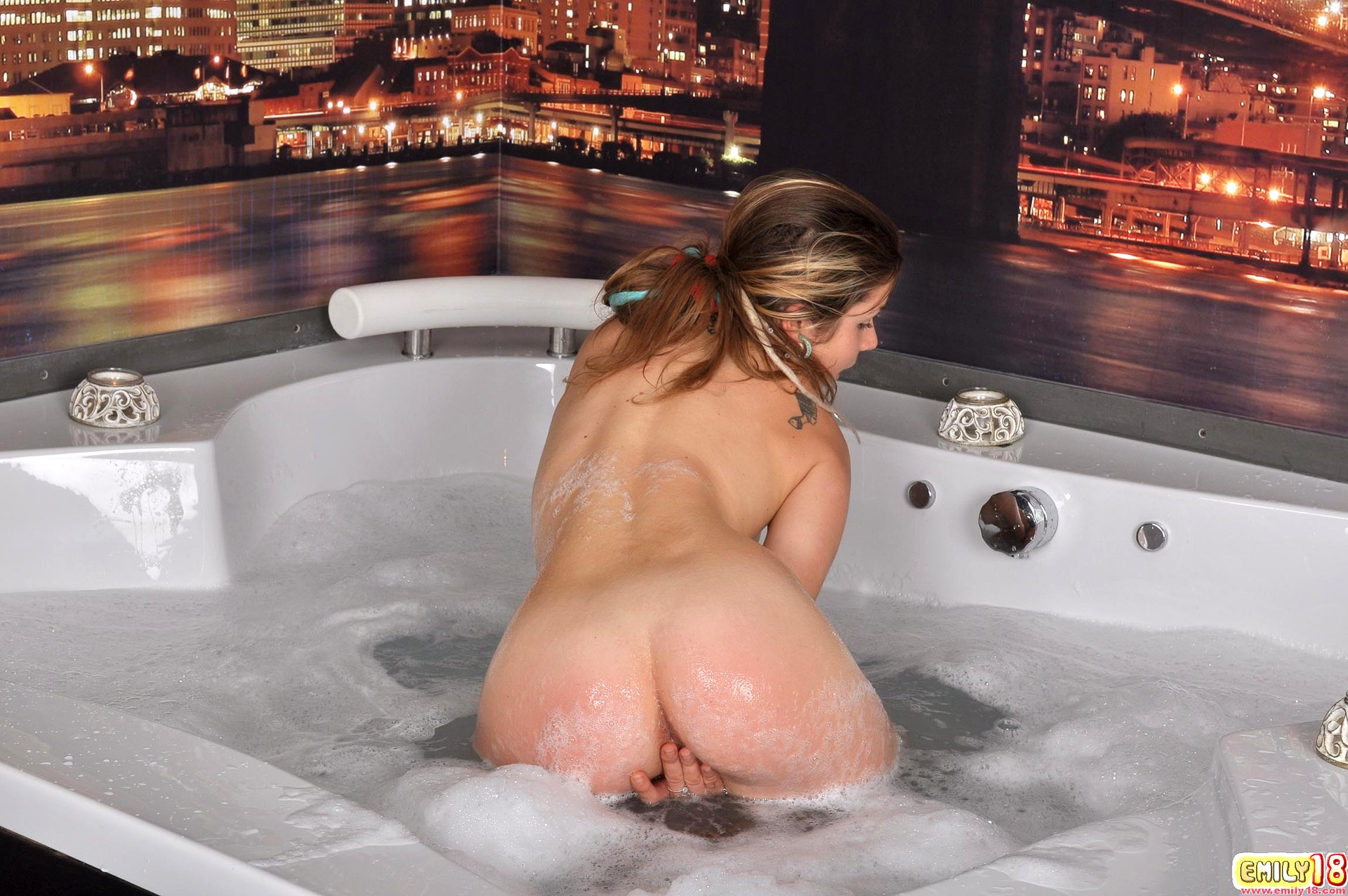 Emily In Sudsy Surprise By Mpl Studios