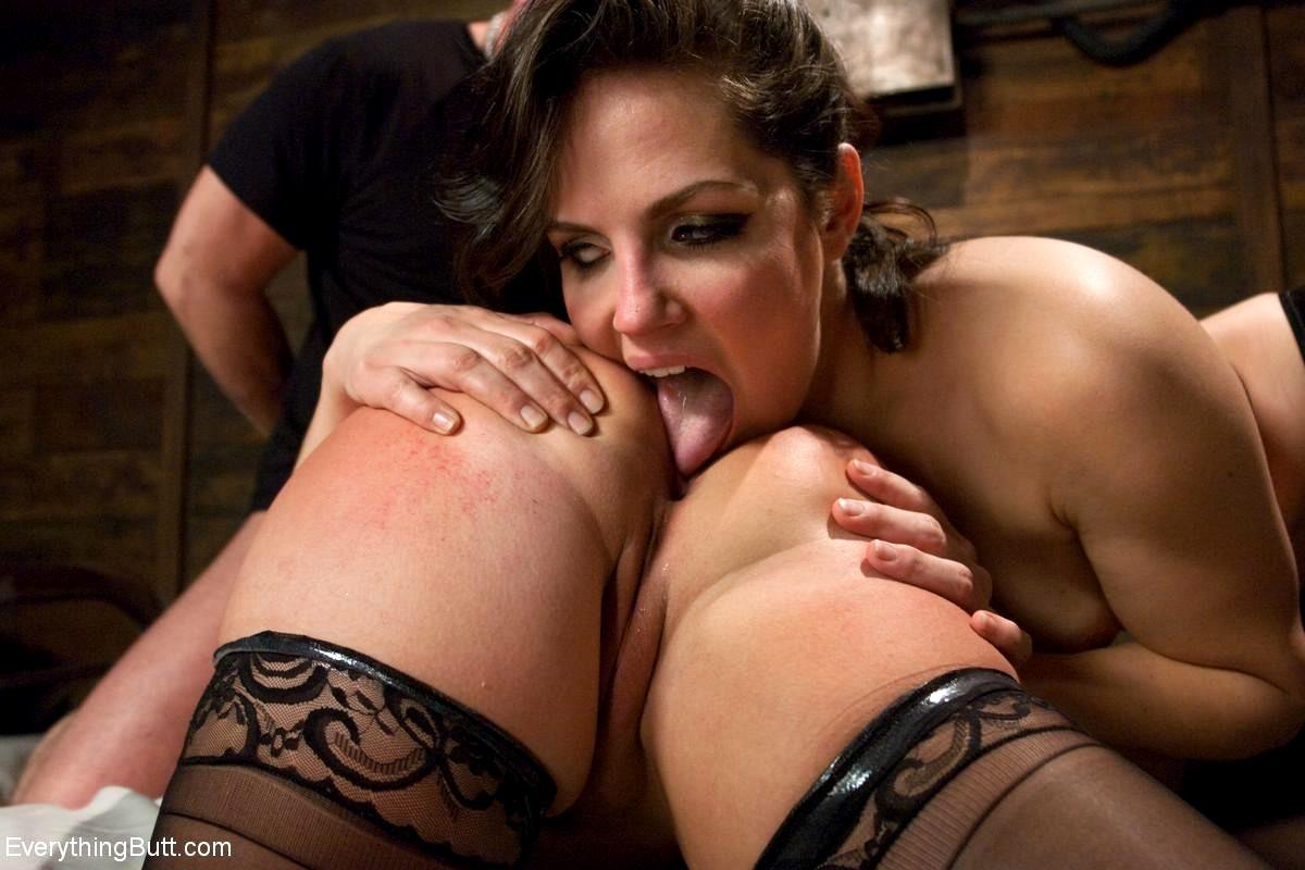 Free hq katja kassin and bobbi eden lesbian sex also porn photo