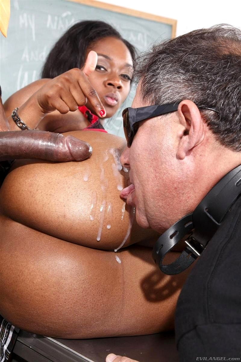 Baby cakes blowjob
