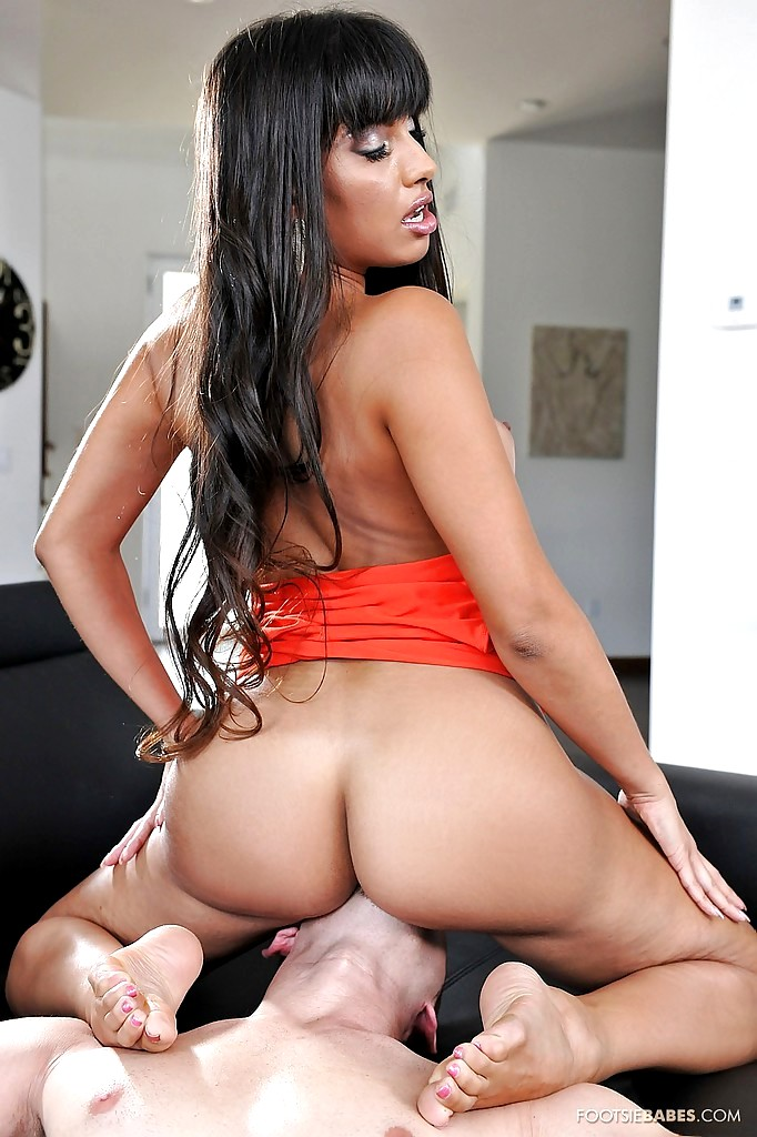 Ass Licking While Fucking