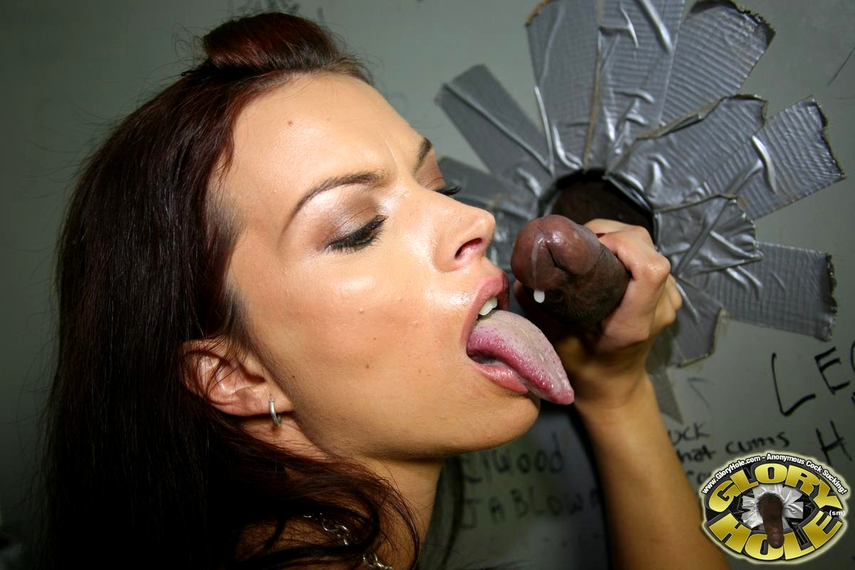 Bailey brooks glory hole porn