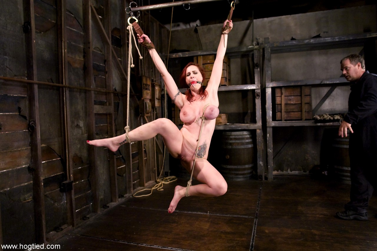 Russian bondage and torture