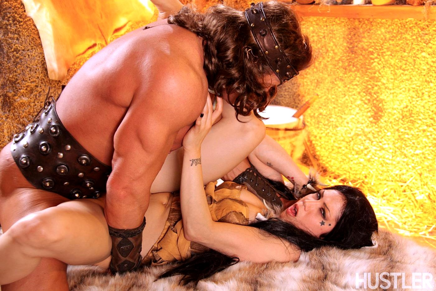 Review of conan the barbarian