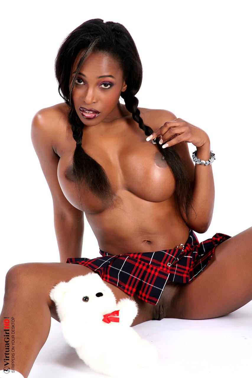 Virtua Girl Hd Felina Crystal Clear Black And Ebony Avatar Sex Hd Pics