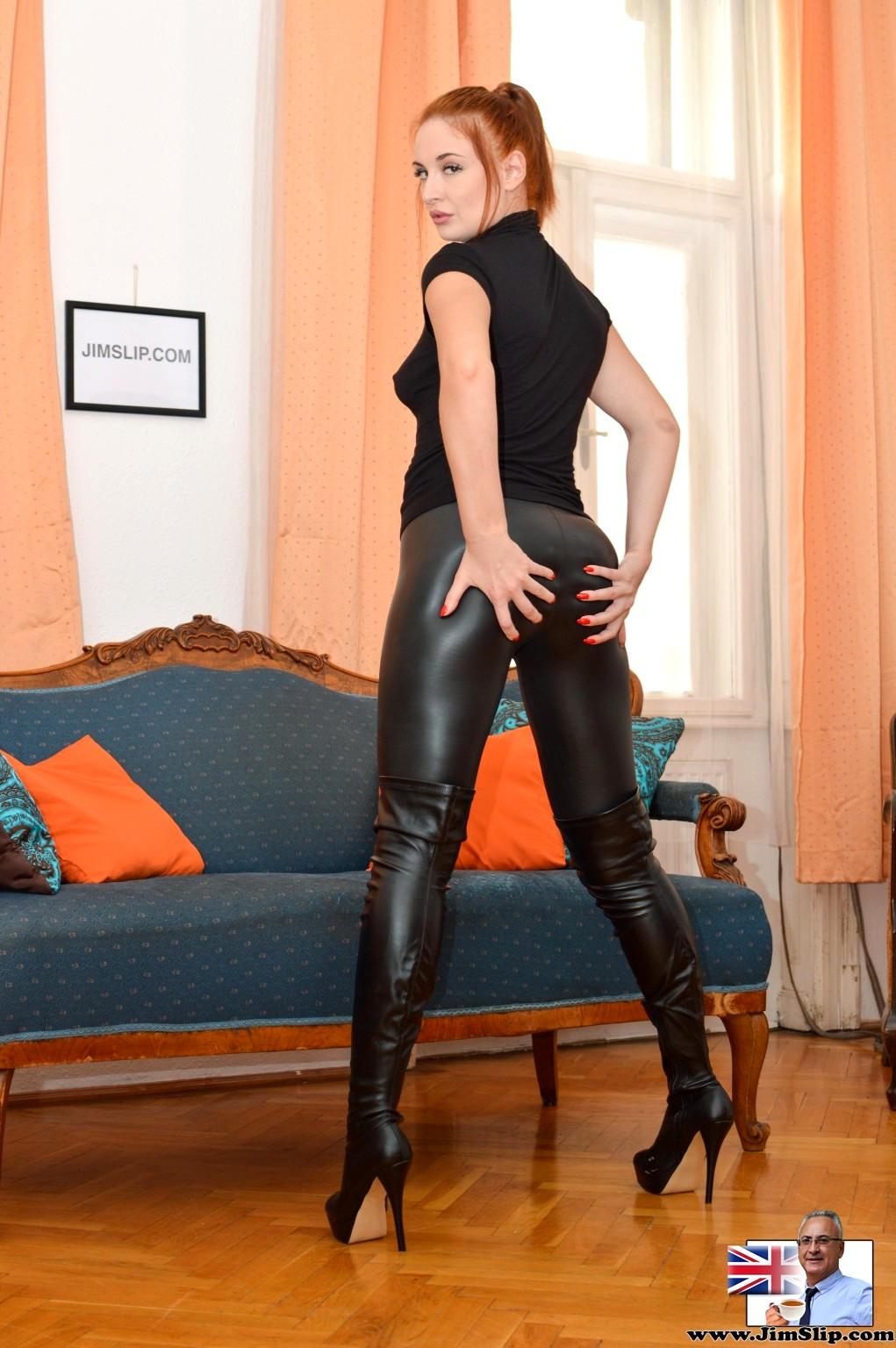 Jim Slip Leather