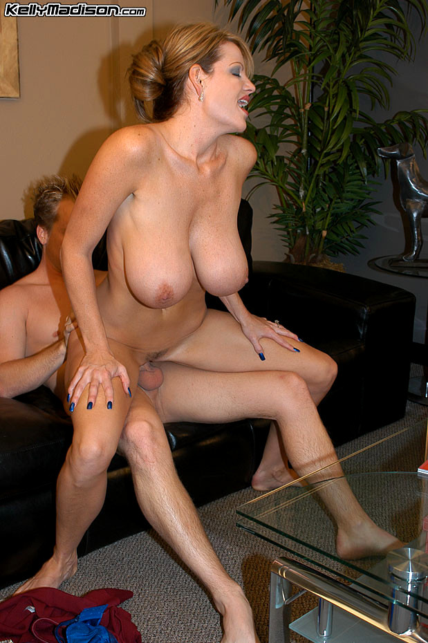 Kelly madison and bridgette b in a transsexual halloween threesome