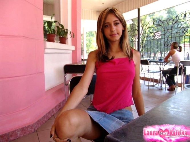 Katrina nude loves Laura Loves