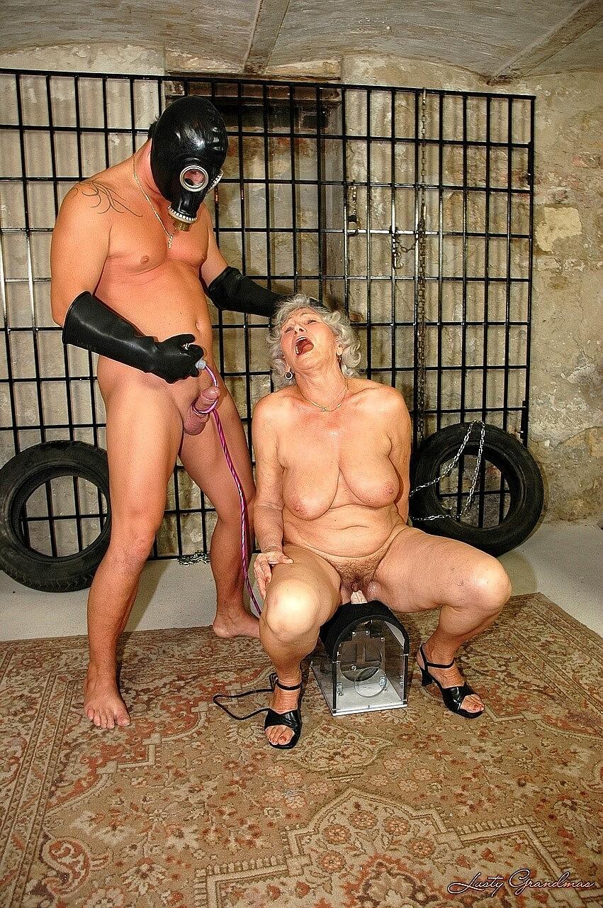 Granny Bdsm Porn Pics