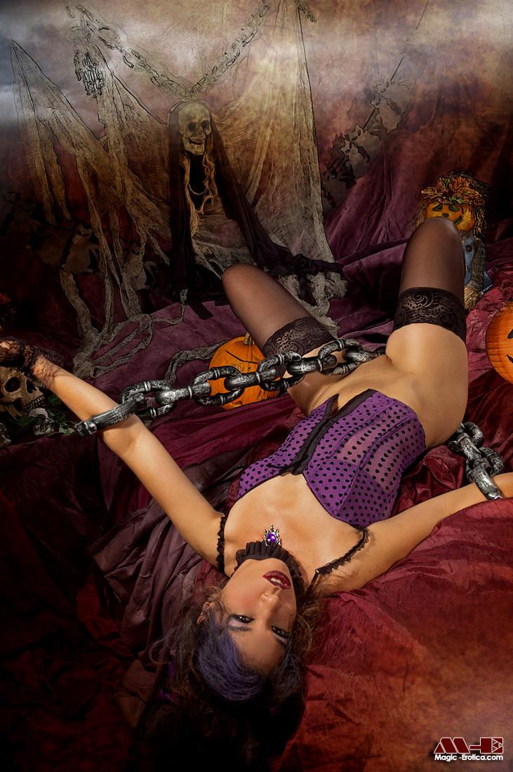 idoia magic erotica