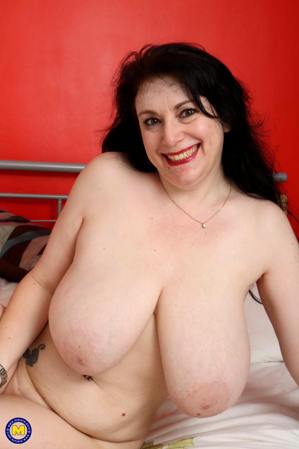 Adult mature tits