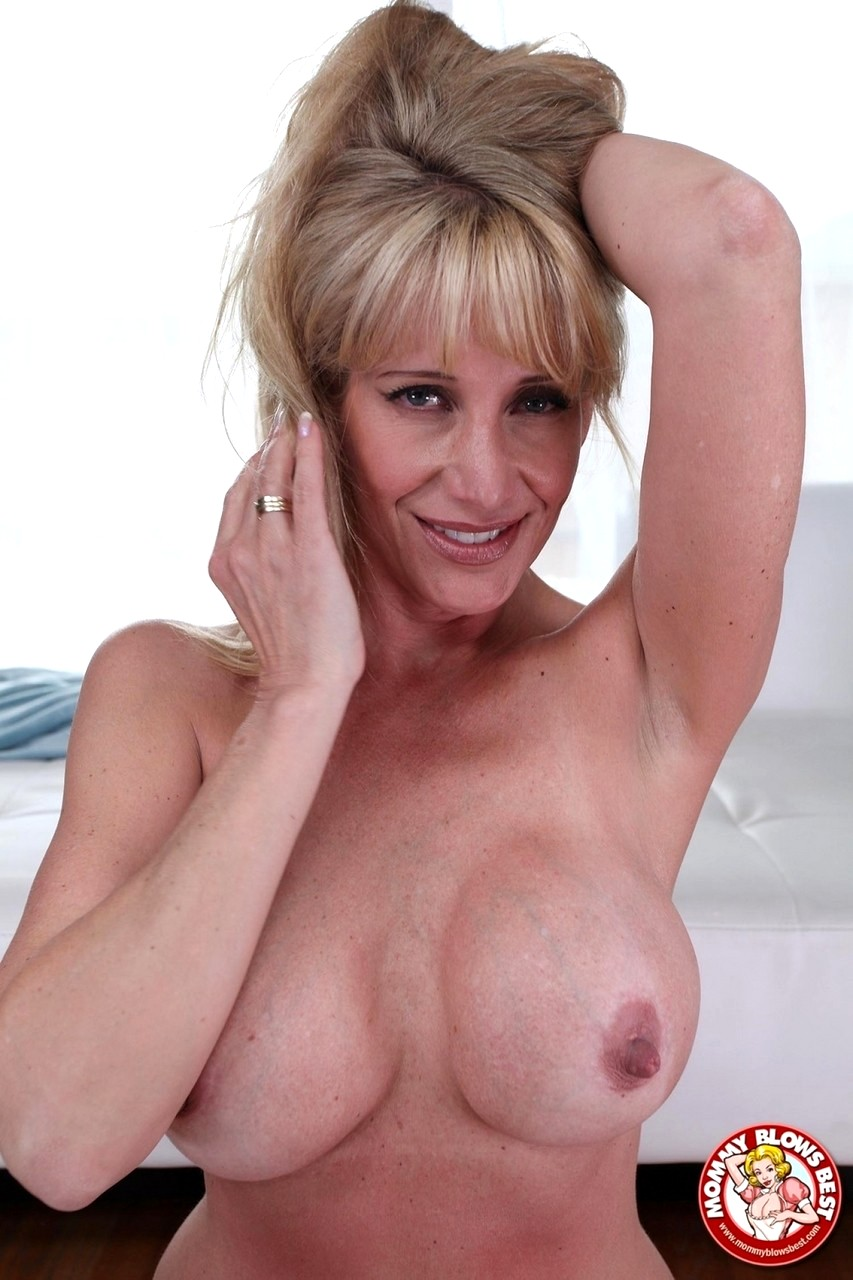 Busty milf Olivia Parrish sharing dick in groupsex