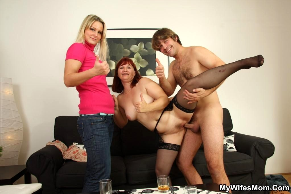 Nude Mother In Law Sex