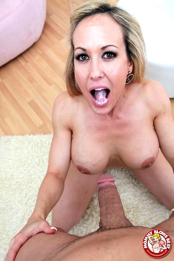 Brandy love deepthroat — photo 8