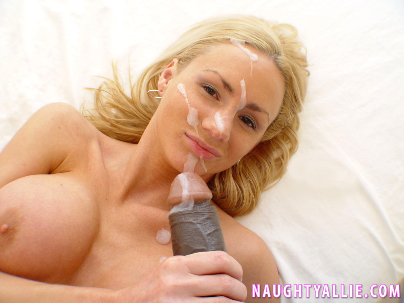Naughty allie chase