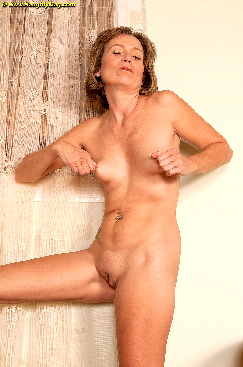 Tiny Mature Nude Women