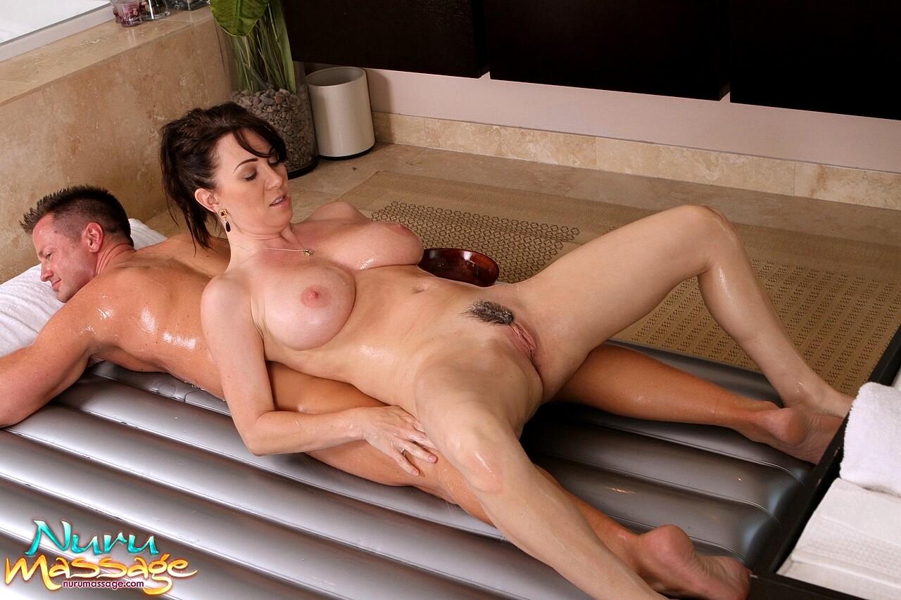 Japanese mature massage sex