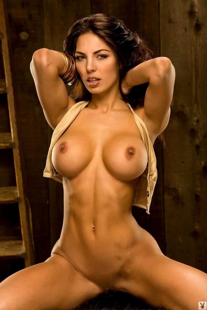 Fit big tit nude