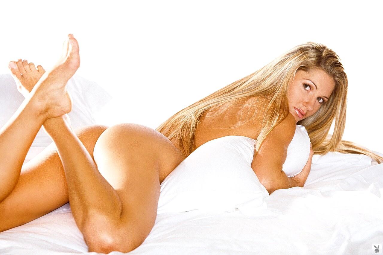 Playboy Playmate Stephanie Glasson Nude