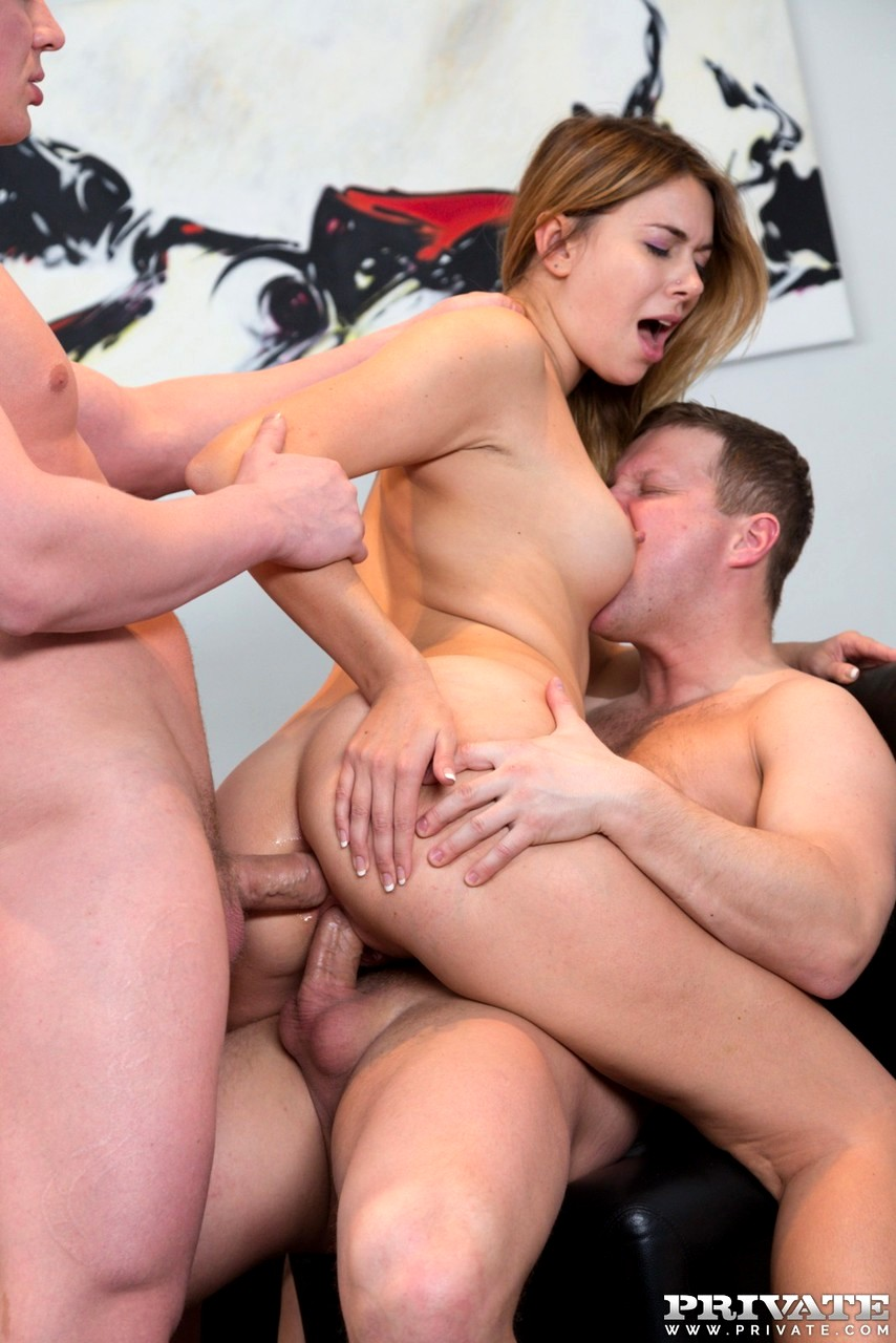 Wife Share Double Penetration