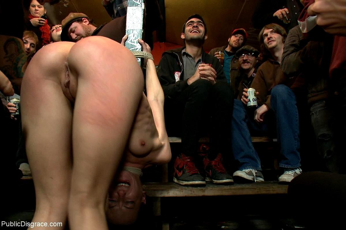 Hardcore Public Disgrace Anal Sex With A Humiliated Daniela Dadivoso