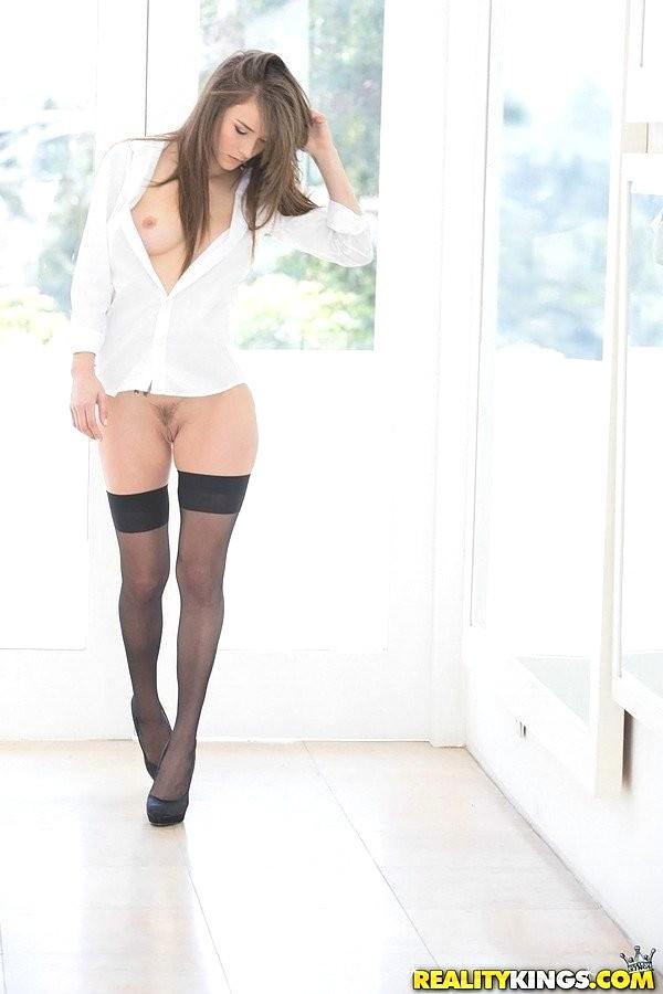 Blue stockings morgan malena
