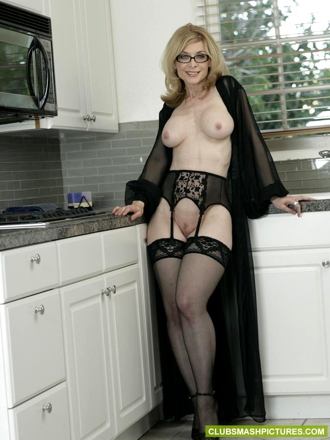 Naked nina hartley