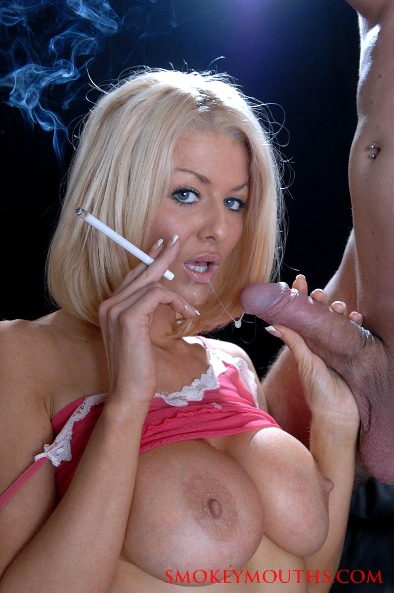 Smoking pornstar cigarette porn webcam