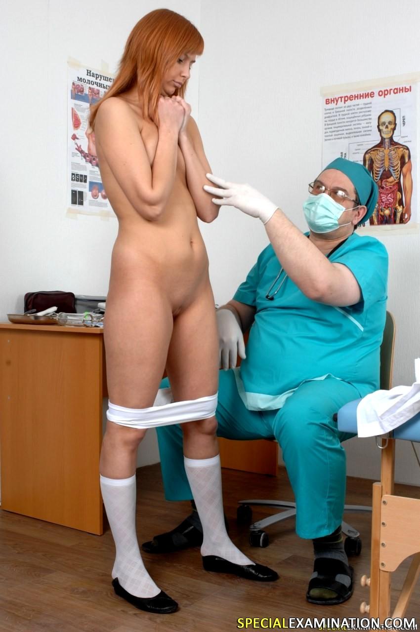 Nude Medical Punishment