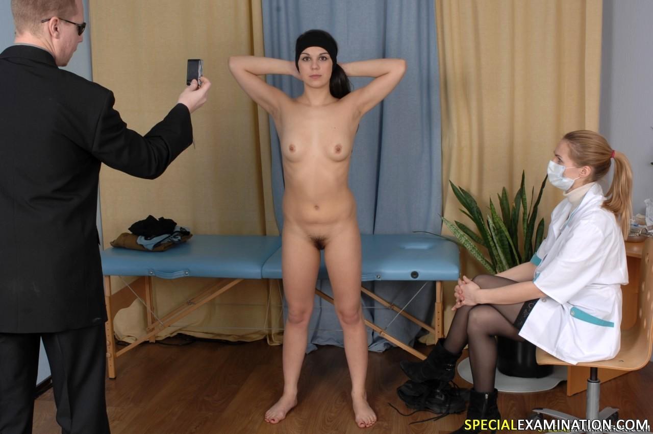 Free female doctor exam nude