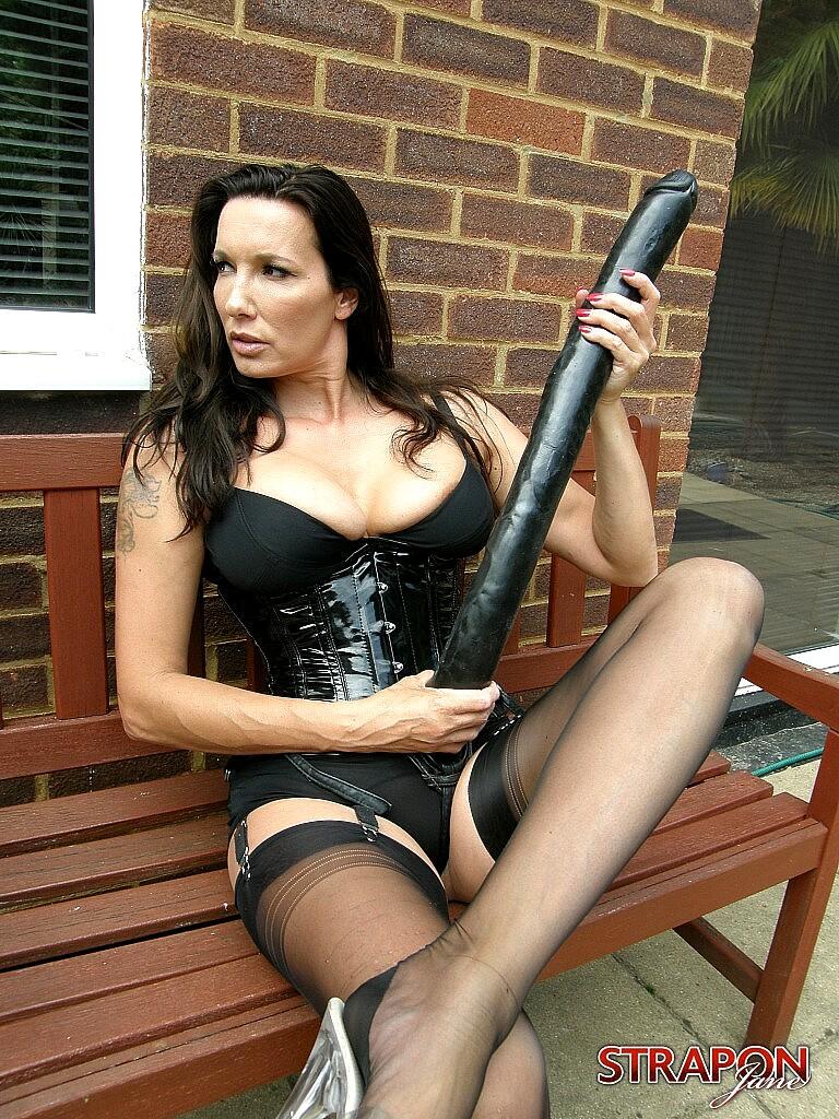 Jane strapon strapon jane