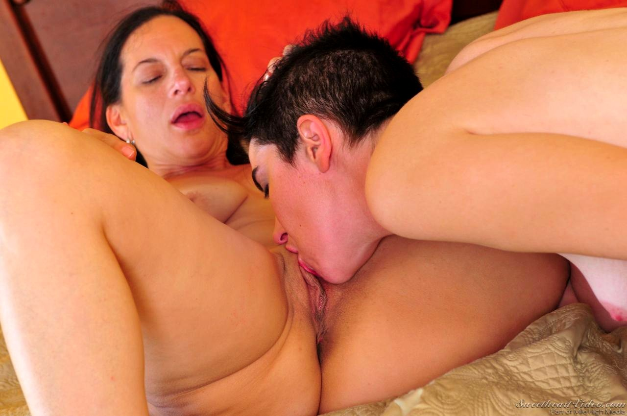 Mother Becomes Aroused
