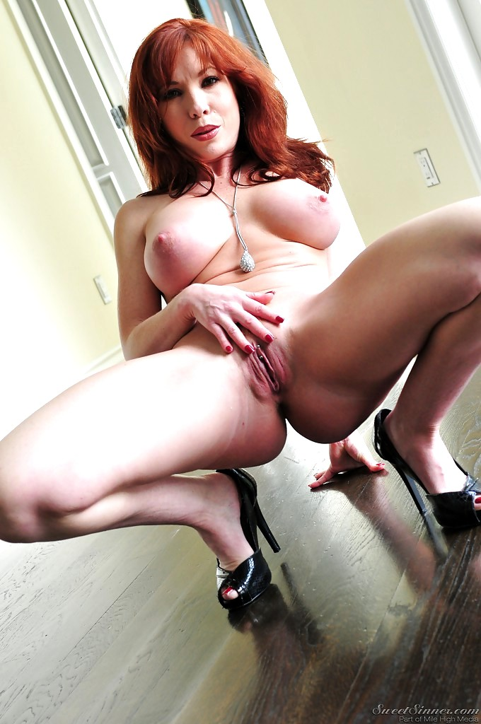 Brittany o connell is a redhead goddess naked girl nude picture