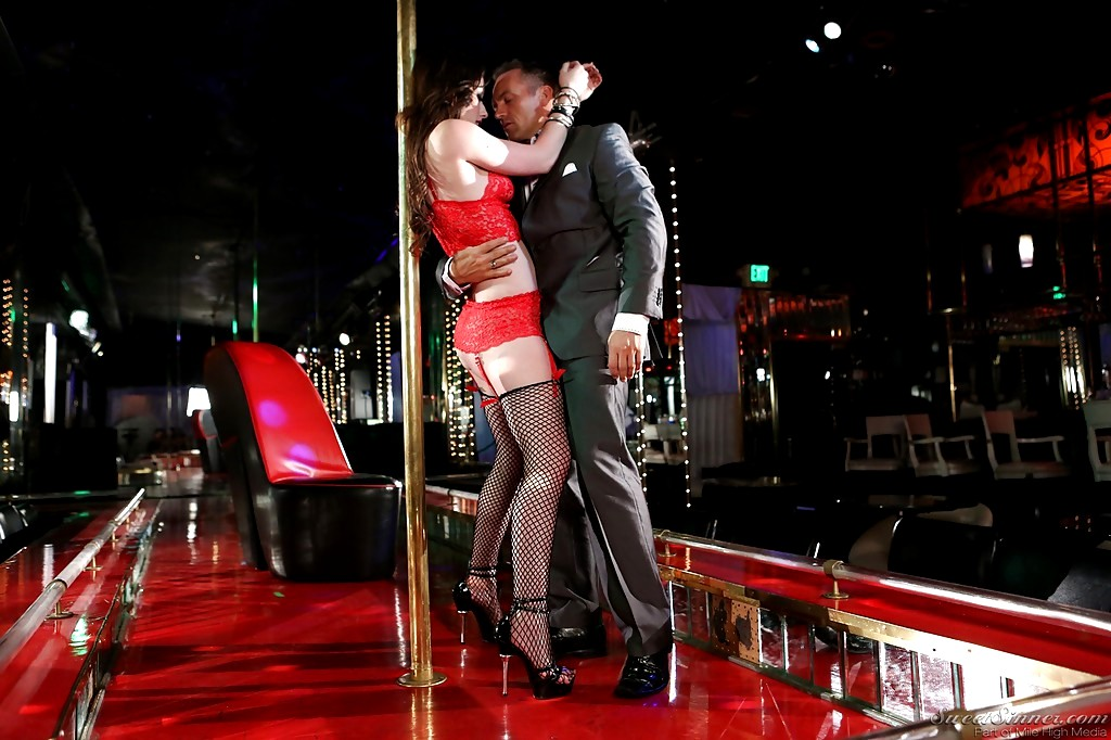 Strip Clubs And Lobbyists Sue For Stimulus Dollars