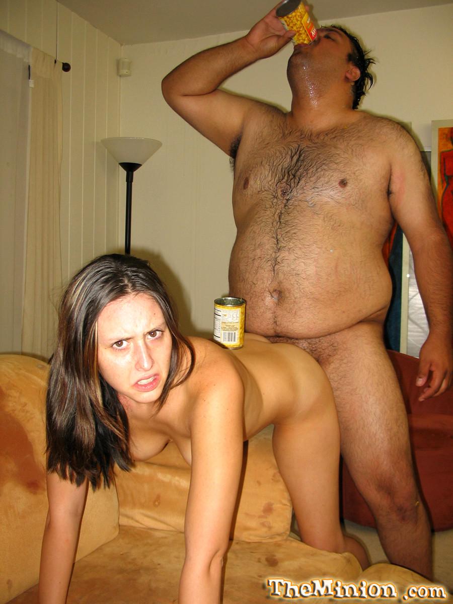Порно сосет у толстяка при муже