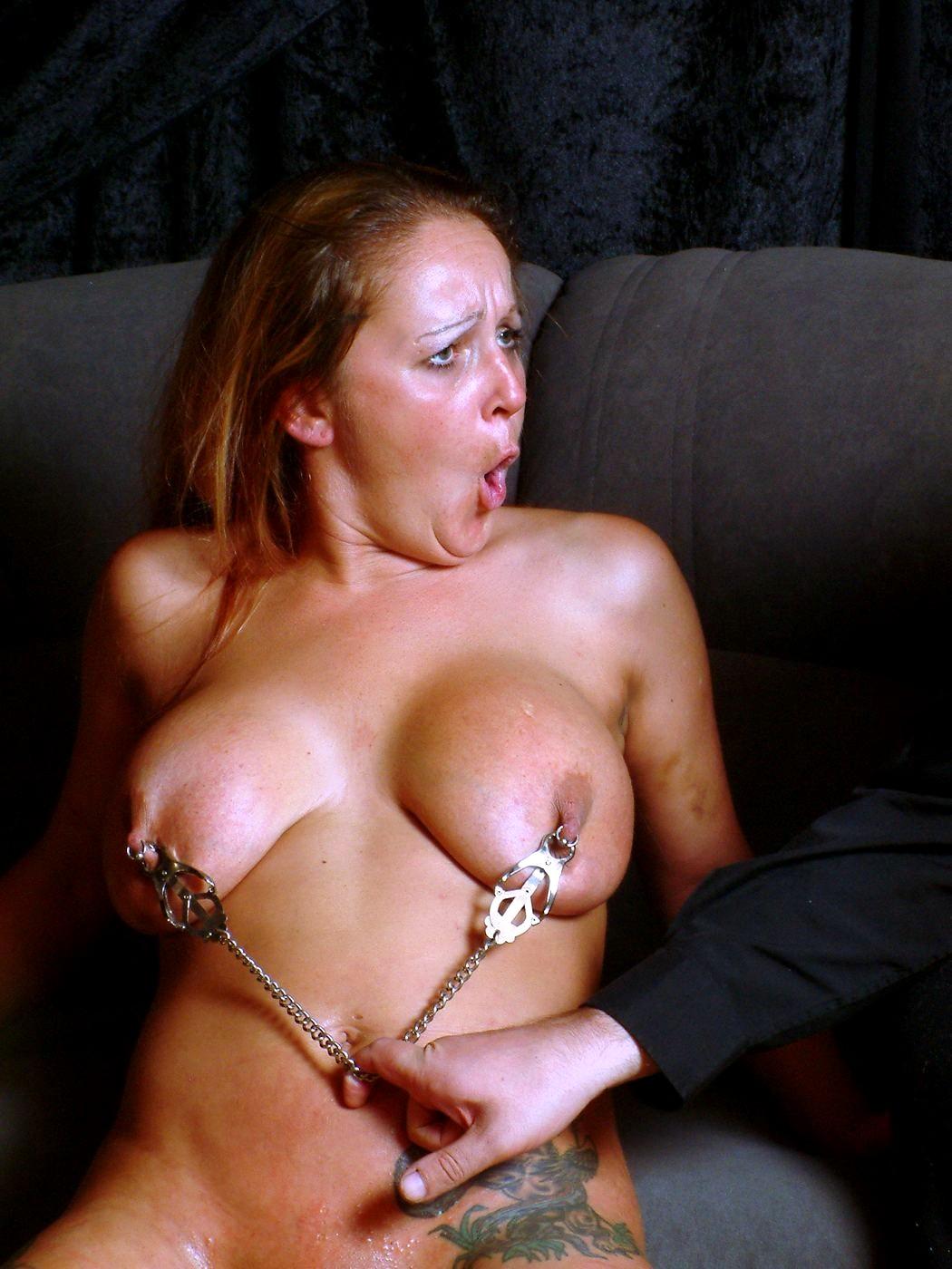 Clamp Tit Torture