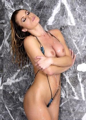 Randy Moore Dildos Herself During Steamy Shower Jules Jordan 1