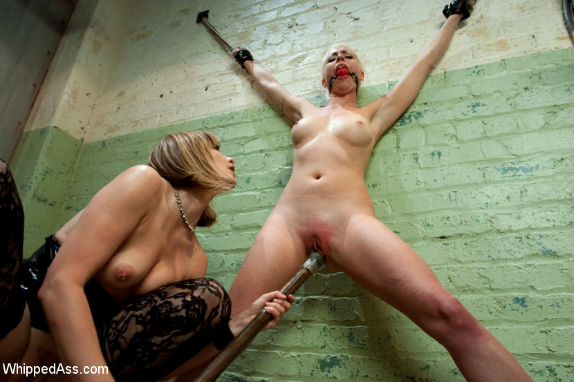 Electro Belly Torture For Spy Reagan