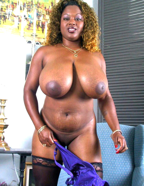 Black Housewife Kim Eternity Got Her Big Knockers Were Coughed With Cabbage Water And Wet Pussy Well Boned